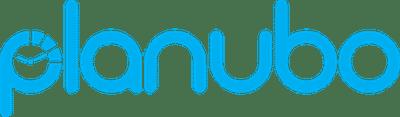 Planubo logo in blue